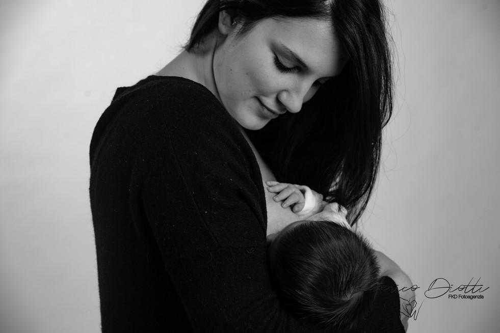 Il gesto piu' bello al mondo, l'amore tra mamma e figlio