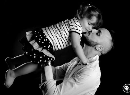Papà Daniele e il suo piccolo grande Amore....