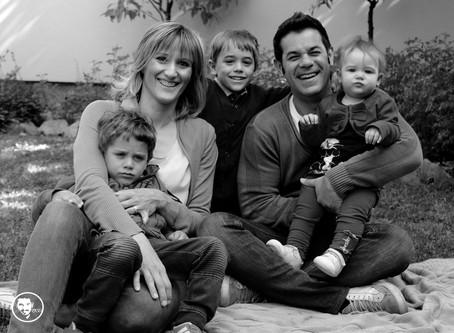 Una gran bella famiglia