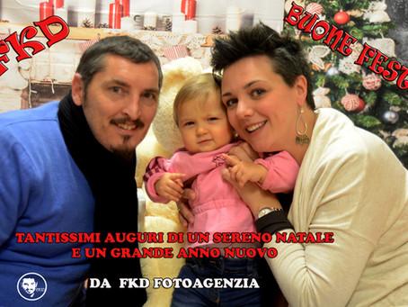 Buon Natale da Fkd e famiglia