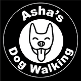 Asha's Dog walking Logo black.png