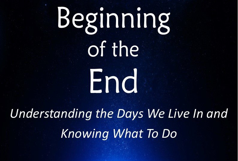 The Beginning of the End DVD