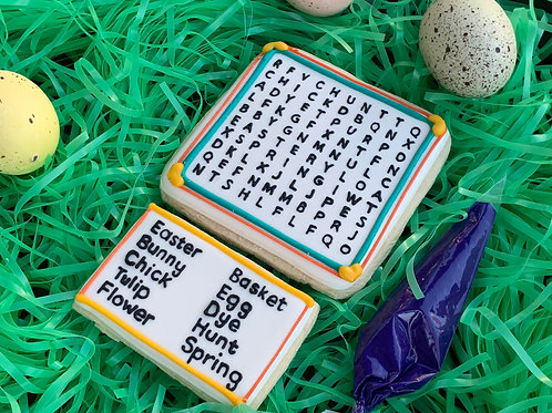 Seek and Find Easter Puzzle