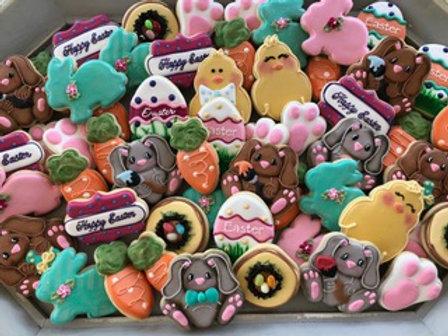 Easter Spring Cookies