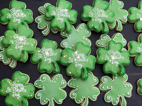 St.Patrick's Day Clovers