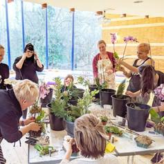 Festive Yoga & Floristry Day Retreat