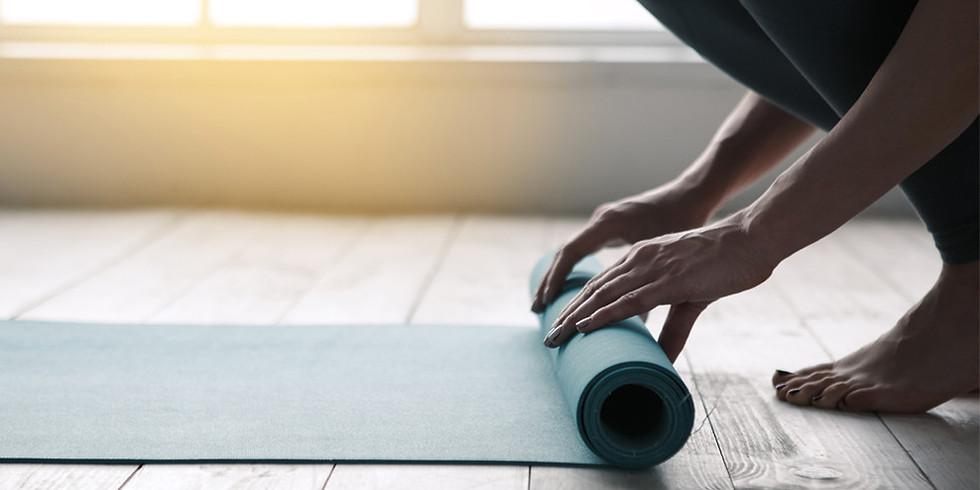 TUESDAY: Online Slow Flow Yoga