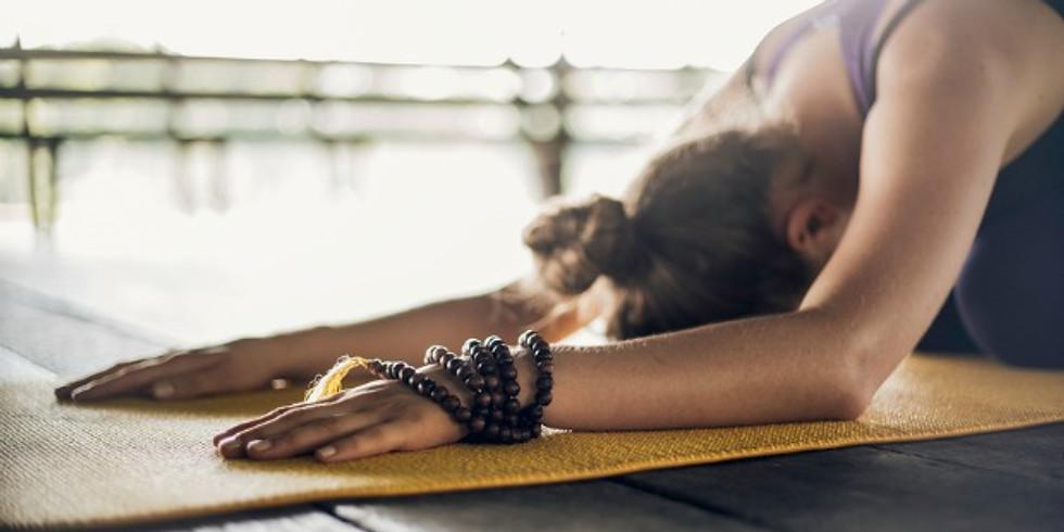 LIVE STREAM: Sleep Tight Yin Yoga