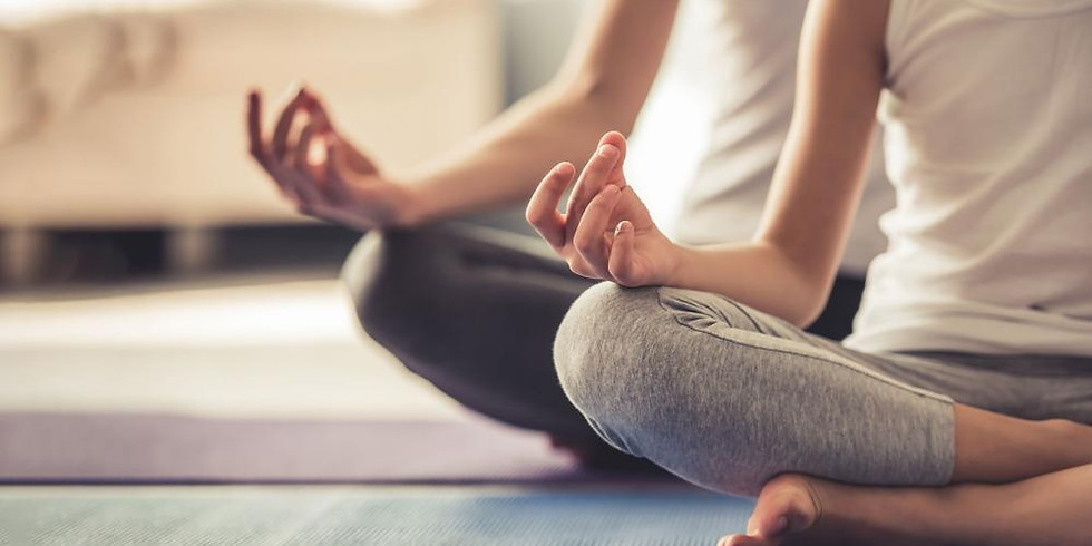LIVE STREAM: Slow Flow Yoga