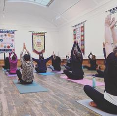 Yoga Sundays at Medicine Bakery + Gallery