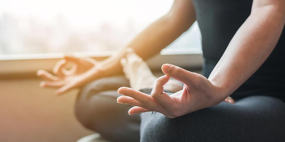 LIVE STREAM: International Yoga Day Workshop: Deepen Your Practice