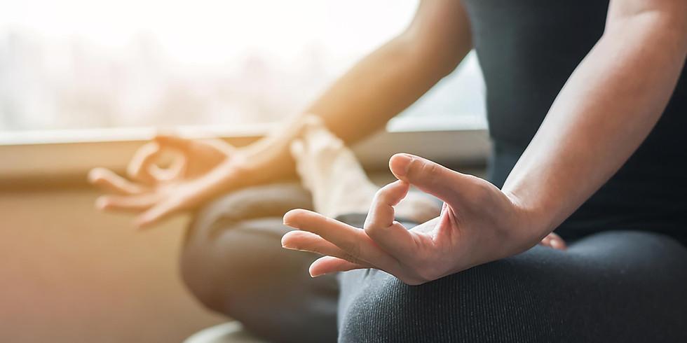 MONDAY: Yoga to De-stress