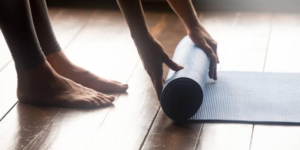 FRIDAY: Wake-up Yoga Flow