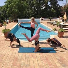 My yoga teacher training in Portugal