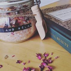 Aromatherapy Bath Salt Workshop