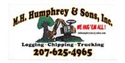 M.H Humprey & Sons, inc