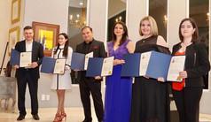 City of Glendale Award Ceremony