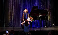 Shushana Hakobyan concert performance