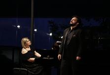 Shushana Hakobyan and tenor Hovhaness Ayvazyan