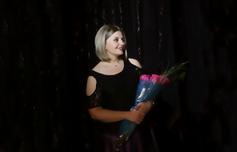 Shushana Hakobyan after the concert