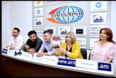 Unison Duet in Armenia