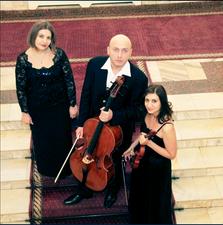 Shushana Hakobyan, SHELL Piano Trio