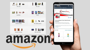 Minority Report feat. Black Owned Businesses Amazon Affiliate Store