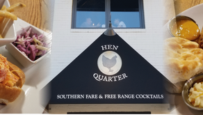 Hen Quarter: Perfect Southern Comfort Food in Old Town Alexandria, Virginia