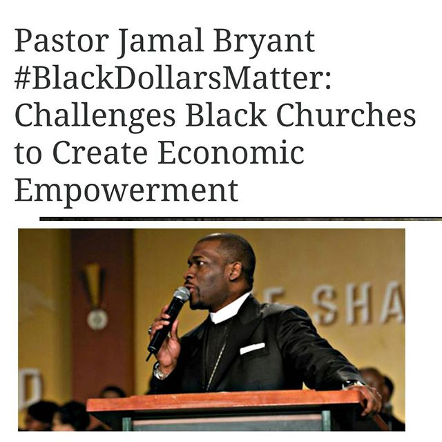 Does your place of worship have a social justice, economic empowerment platform_ I want to hear from