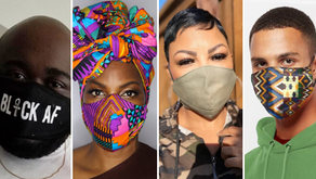 22 Black-Owned Brands Providing Face Masks and Coverings