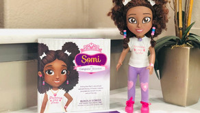 Black Woman Creates First Interactive STEM Doll to Deter Cyberbullying