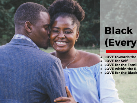 Happy Black Love Day: A How-To Guide