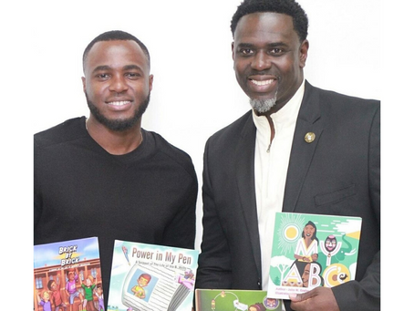 Children's Book Publisher Provides Black History Month Curriculum for Home and Classroom