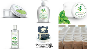 Go Natural!, Black-owned natural bath and body products