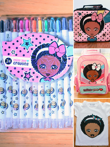 MIss Zee, Black-owned products for girls with natural hair
