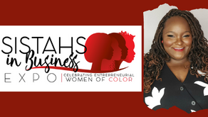 Sistahs in Business Expo offers celebrity guest speakers, networking, and business opportunities