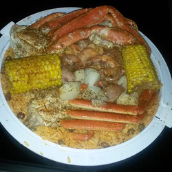 Hungrier than a hostage! #SupportBlackOwnedBusinesses #SeafoodSaturday in Steelton