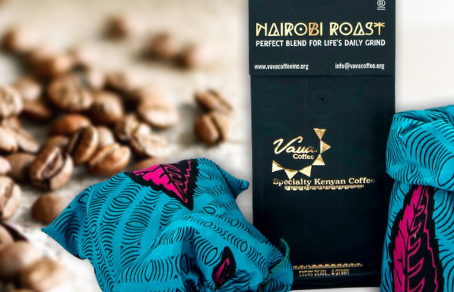 Vava Specialty Kenyan Coffee from Soul and Story Inc.