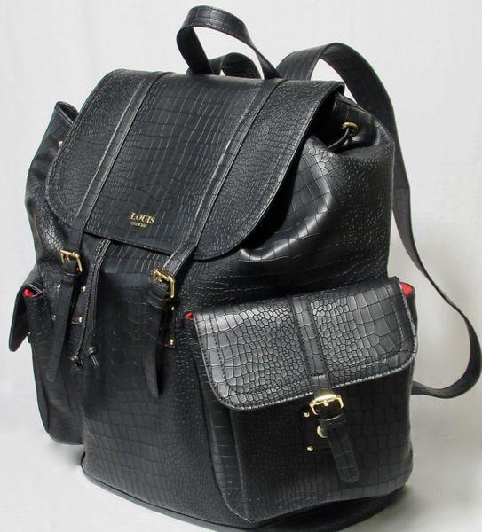 Loius Stewart, Black-owned luxury bags