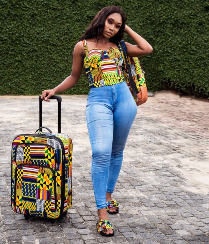 Hesey Designs, Nigerian fashion brand of handcrafted bags, shoes, fashion accessories