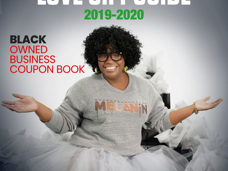 New Black Owned Business Coupon Book
