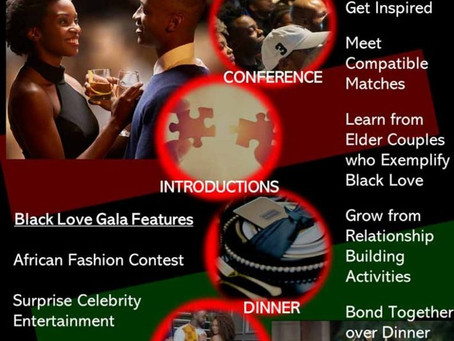 Find Black Love Event heads to Raleigh, NC