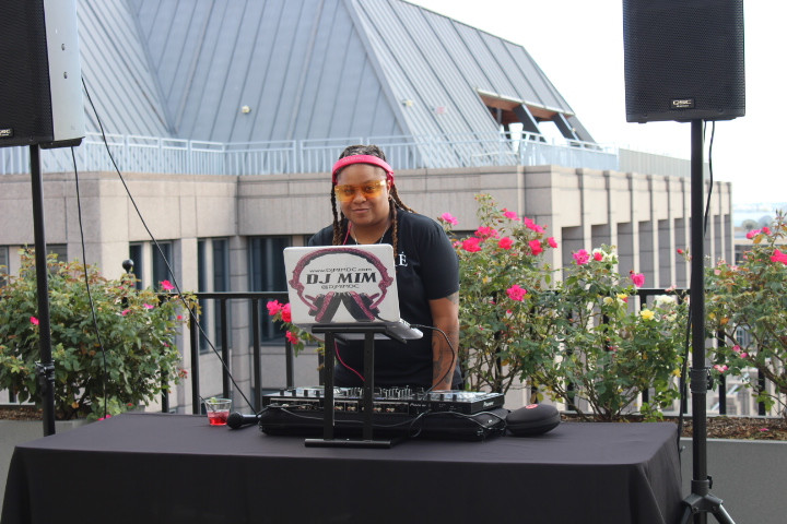 2nd Annual Black Owned Wine and Spirits Festival with DJ MIM