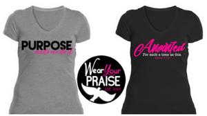 wearyourpraise.com