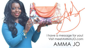 Minority Report | Amma Johnson, ShopAmmaJo.com