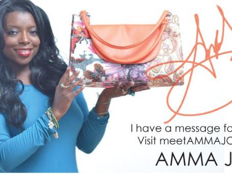 Minority Report | Amma Johnson, ShopAmmaJo.com