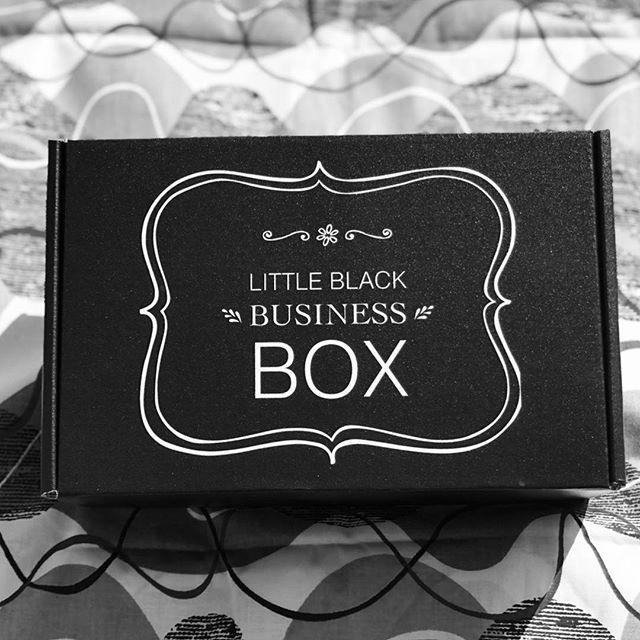 Little Black Business Box