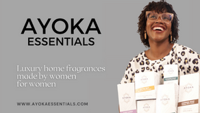 Ayoka Essentials | Vegan, Eco-Friendly Candles Filling Rooms and Expanding Product Line