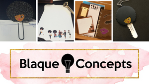Blaque Concepts, Black-owned stationary