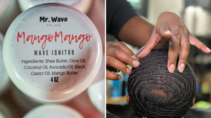 Mr. Wavo, black-owned hair care
